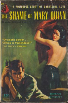 The Shame of Mary Quinn. Clifton Cuthbert