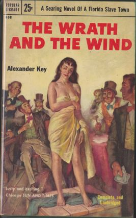 The Wrath and the Wind. Alexander Key