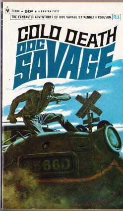 Cold Death, a Doc Savage Adventure (Doc Savage #21). Kenneth Robeson