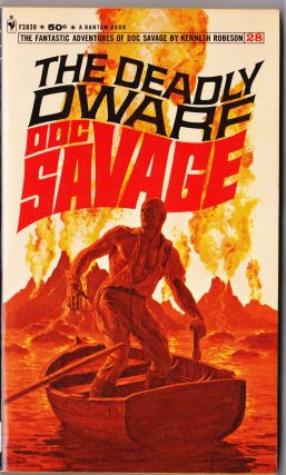 The Deadly Dwarf, a Doc Savage Adventure (Doc Savage #28). Kenneth Robeson