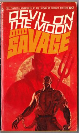 Devil on the Moon, a Doc Savage Adventure (Doc Savage #50). Kenneth Robeson