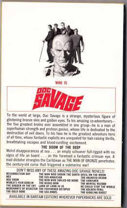 Poison Island, a Doc Savage Adventure (Doc Savage #57)