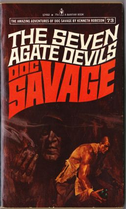The Seven Agate Devils, a Doc Savage Adventure (Doc Savage #73)