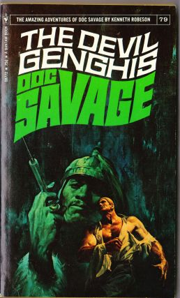 The Devil Genghis, a Doc Savage Adventure (Doc Savage #79). Kenneth Robeson.