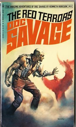 The Red Terrors, a Doc Savage Adventure (Doc Savage #83). Kenneth Robeson.