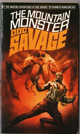 The Mountain Monster, a Doc Savage Adventure (Doc Savage #84)