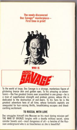 The Red Spider, a Doc Savage Adventure (Doc Savage #95)