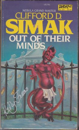 Out Of Their Minds. Clifford D. Simak