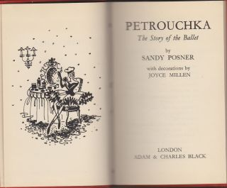 Petrouchka; The Story of the Ballet