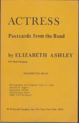 Actress, Postcards From The Road. Elizabeth Ashley