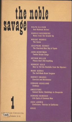 The Noble Savage 1. Saul Bellow