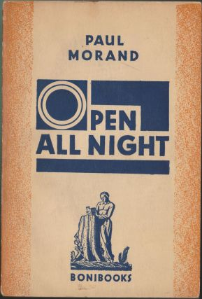 Open All Night. Paul Morand