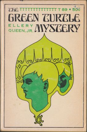 The Green Turtle Mystery. Ellery Queen Jr