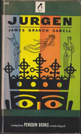 Jurgen, A Comedy Of Justice. James Branch Cabell.