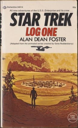 Star Trek Log One. Alan Dean Foster