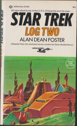 Star Trek Log Two. Alan Dean Foster