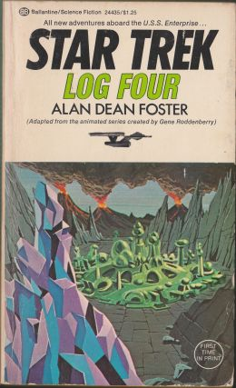 Star Trek Log Four. Alan Dean Foster