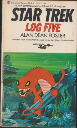 Star Trek Log Five. Alan Dean Foster