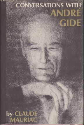 Conversations With Andre Gide. Claude Mauriac