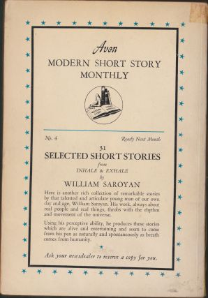 To Step Aside; Seven Long Short Stories