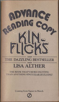 Kinflicks. Lisa Alther