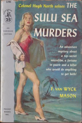 The Sulu Sea Murders. F. Van Wyck Mason