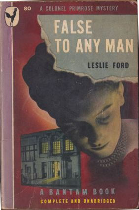 False To Any Man. Leslie Ford