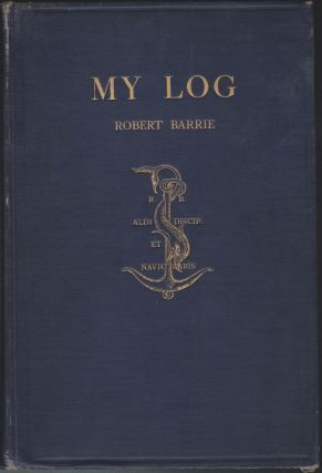 My Log. Robert Barrie