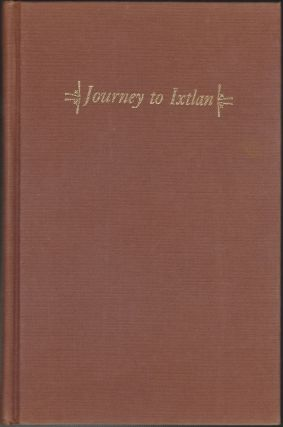 Journey To Ixtlan; The Lessons Of Don Juan