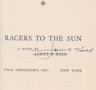 Racers To The Sun