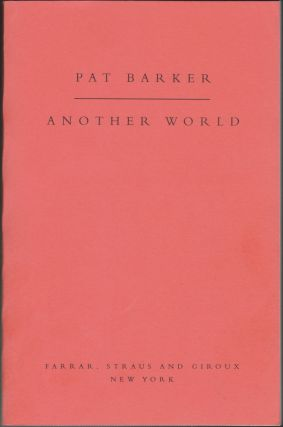 Another World. Pat Barker