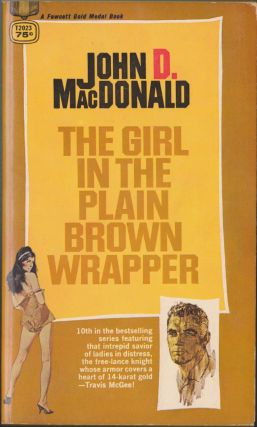 The Girl In The Plain Brown Wrapper. John D. MacDonald