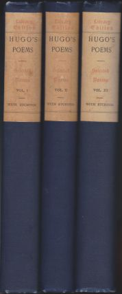 Selected Poems (3 Volumes). Victor Hugo