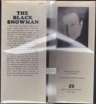 The Black Snowman And Other Poems