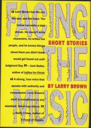 Facing The Music. Larry Brown