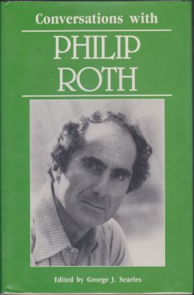 Conversations With Philip Roth. George J. Searles
