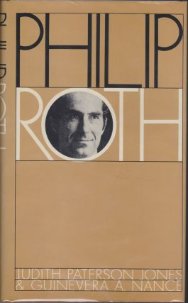 Philip Roth. Judith Paterson Jones, Guinevera A. Nance