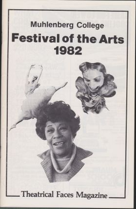 Festival Of The Arts 1982 (Pamphlet)