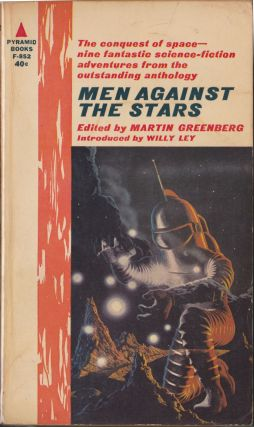 Men Against The Stars. Martin Greenberg