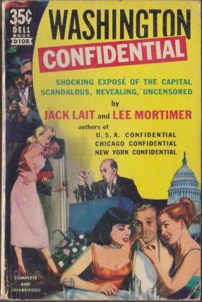 Washington Confidential. Jack Lait, Lee Mortimer