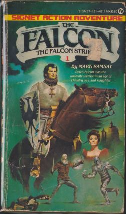 The Falcon Strikes (The Falcon #1). Mark Ramsay
