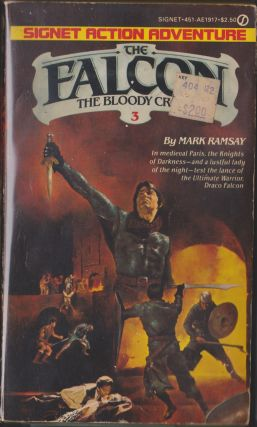The Bloody Cross (The Falcon #3). Mark Ramsay
