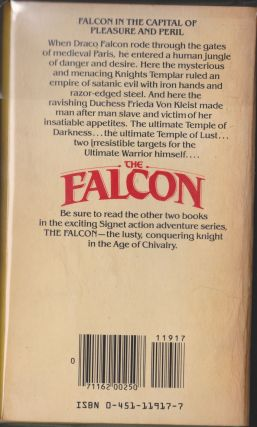 The Bloody Cross (The Falcon #3)