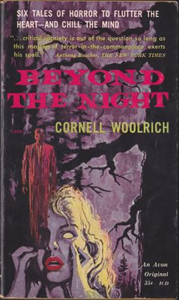Beyond The Night. Cornell Woolrich