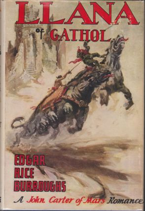 Llana of Gathol (Barsoom 10). Edgar Rice Burroughs