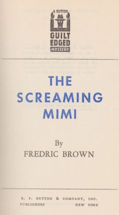 The Screaming Mimi