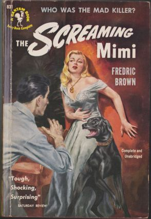 The Screaming Mimi. Fredric Brown