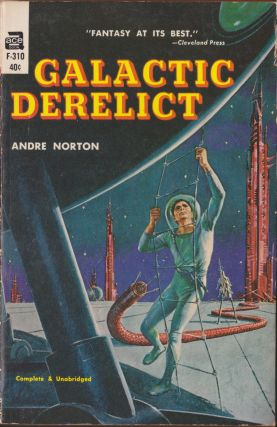 Galactic Derelict (Ross Murdock & The Time Traders 2). Andre Norton
