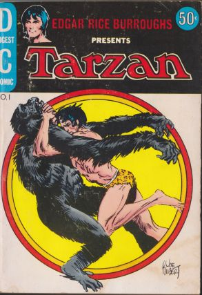 Tarzan (Digest Comic Vol. 1, No. 1). Edgar Rice Burroughs