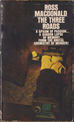The Three Roads. Ross MacDonald